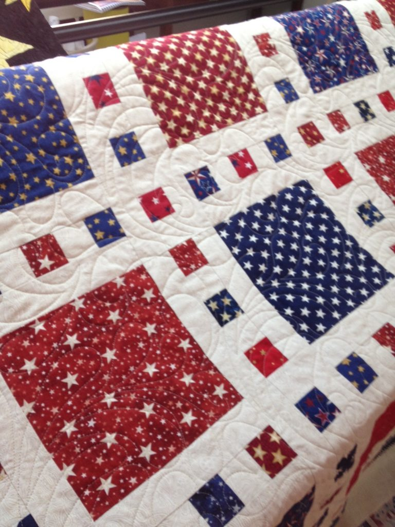 Quilt Patterns For Quilts Of Valor : Quilt of Valor - The Quilters Touch