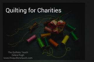 Quilting For Charity