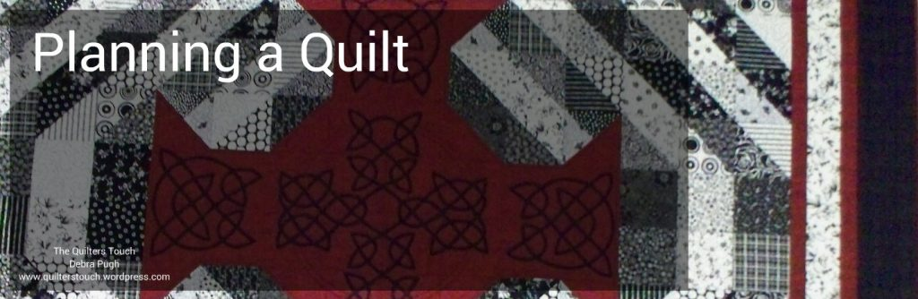 Planning a quilt