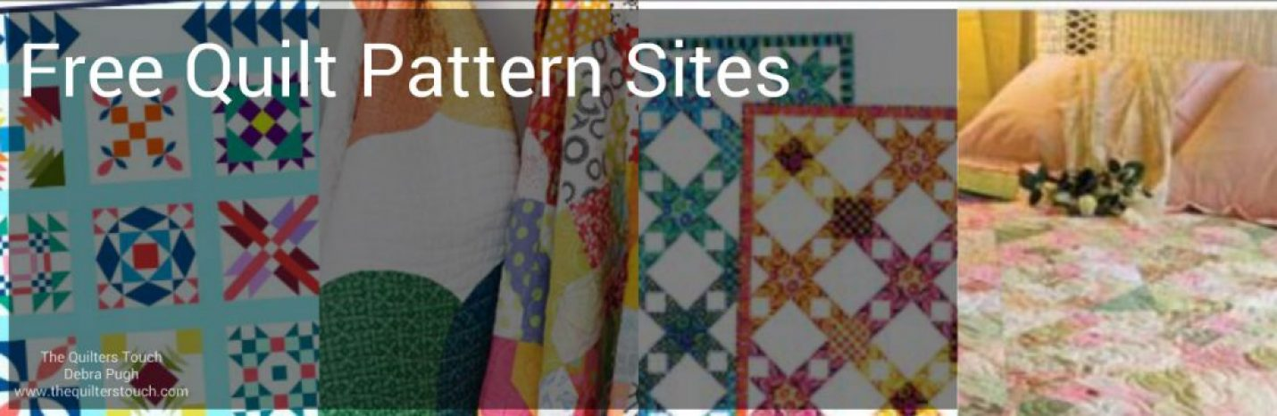 Free quilt pattern sites